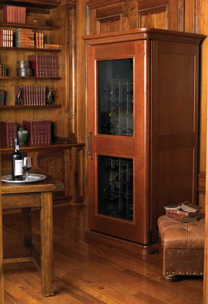 Wine Cellar Cabinets and Wine Storage Equipment